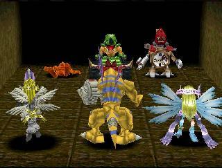 Screenshot Thumbnail / Media File 1 for Digimon World 2 [U]